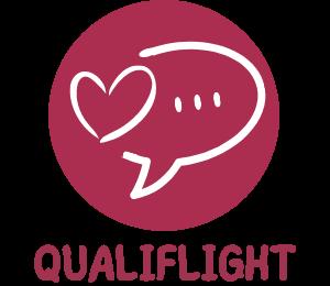 online kutatás kvalitatív omnibusz qualiflight logo