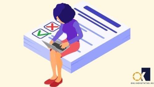 kérdőívkészítés online kutatás grafika