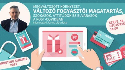 marketing summit fogyasztói szokások